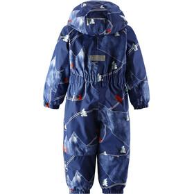Reima Luosto Reimatec Mono Invierno Niños, jeans blue